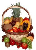 PETER - Fresh Fruit Basket